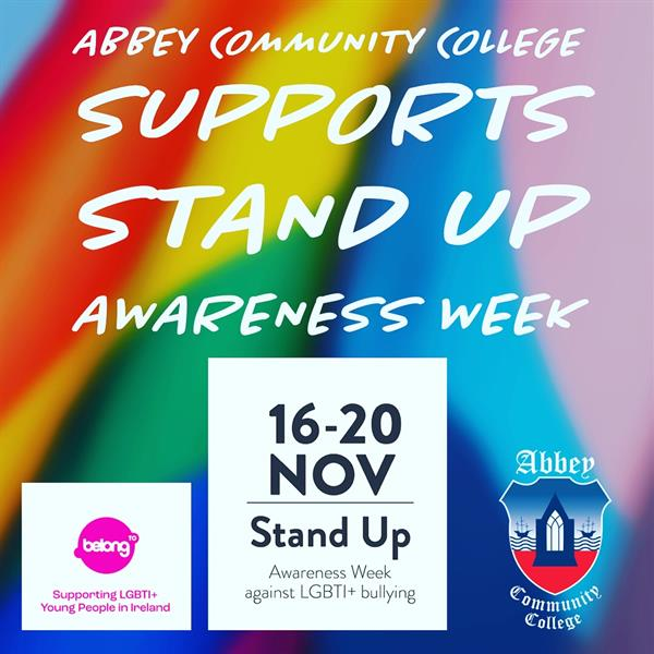 Stand Up Awareness Week