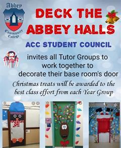 Deck the Abbey Halls