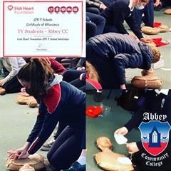 Irish Heart Foundation CPR 4 SCHOOLS