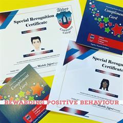 Rewarding Positive Behaviour